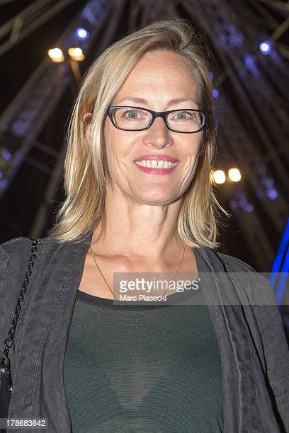 Actress Gabrielle Lazure attends the 'Fete A Neu Neu' 30th anniversary on August 30 2013 in Paris France
