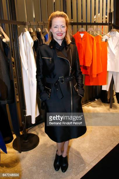 Actress Gabrielle Lazure attends the Max Mara 'Prism in Motion' Eventas with the presentation of the new collection Capsule of sunglasses Max Mara...
