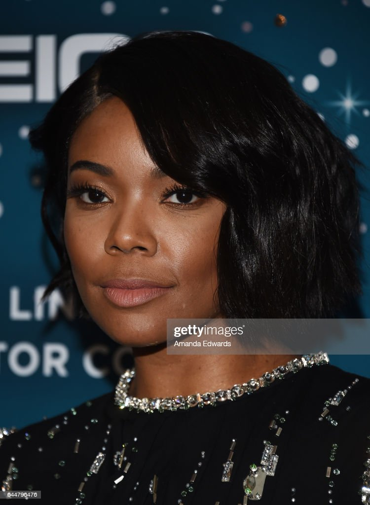Actress Gabrielle Union arrives at the Essence 10th Annual Black Women in Hollywood Awards Gala at the Beverly Wilshire Four Seasons Hotel on February 23, 2017 in Beverly Hills, California.