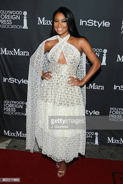 Actress Gabrielle Union attends the 2016 Toronto International Film Festival TIFF/InStyle/HFPA Party at Windsor Arms Hotel on September 10 2016 in...