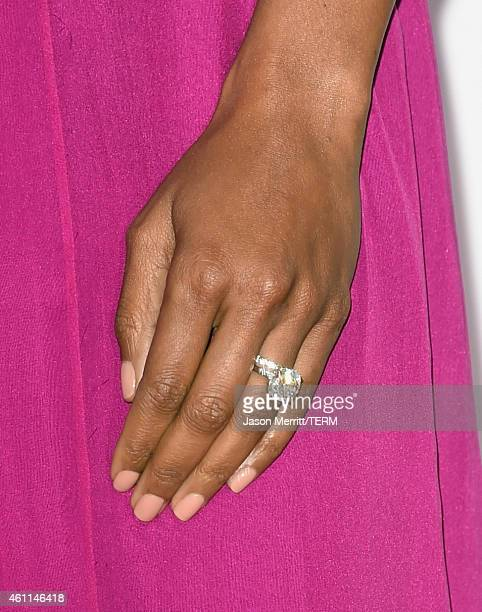 Actress Gabrielle Union attends The 41st Annual People's Choice Awards at Nokia Theatre LA Live on January 7 2015 in Los Angeles California