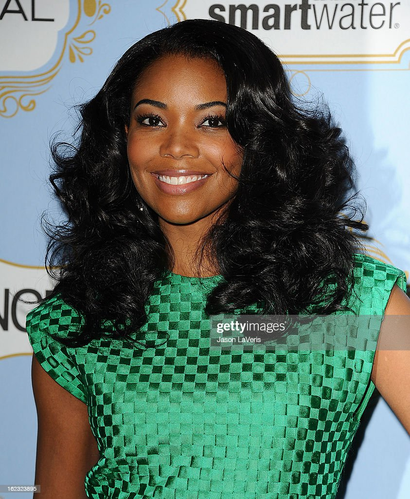Actress <a gi-track='captionPersonalityLinkClicked' href=/galleries/search?phrase=Gabrielle+Union&family=editorial&specificpeople=202066 ng-click='$event.stopPropagation()'>Gabrielle Union</a> attends the 6th annual ESSENCE Black Women In Hollywood awards luncheon at Beverly Hills Hotel on February 21, 2013 in Beverly Hills, California.