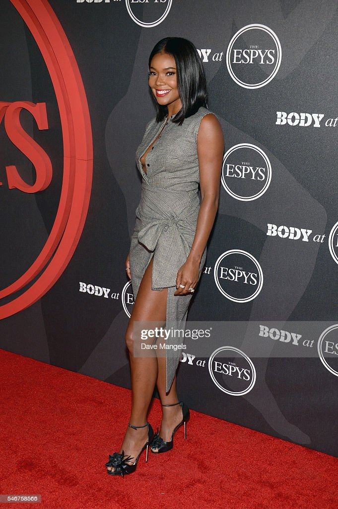 Actress Gabrielle Union attends the BODY At The ESPYs pre-party at Avalon Hollywood on July 12, 2016 in Los Angeles, California.