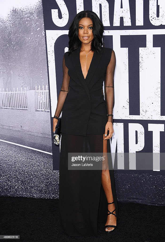 "Premiere Of Universal Pictures And Legendary Pictures' ""Straight Outta Compton"" - Arrivals"