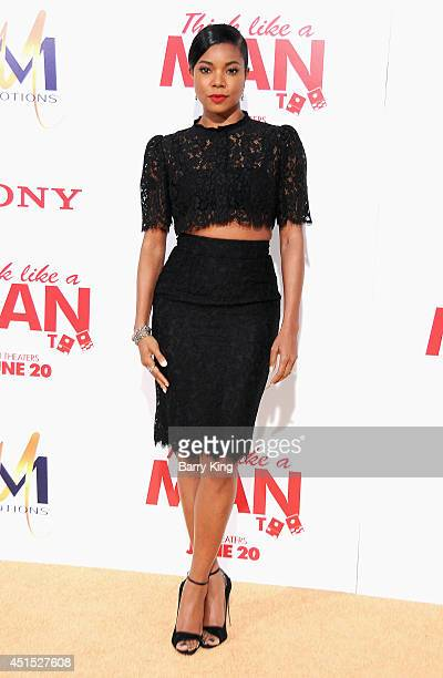 Actress Gabrielle Union attends the premiere of 'Think Like A Man Too' on June 9 2014 at TCL Chinese Theatre in Hollywood California