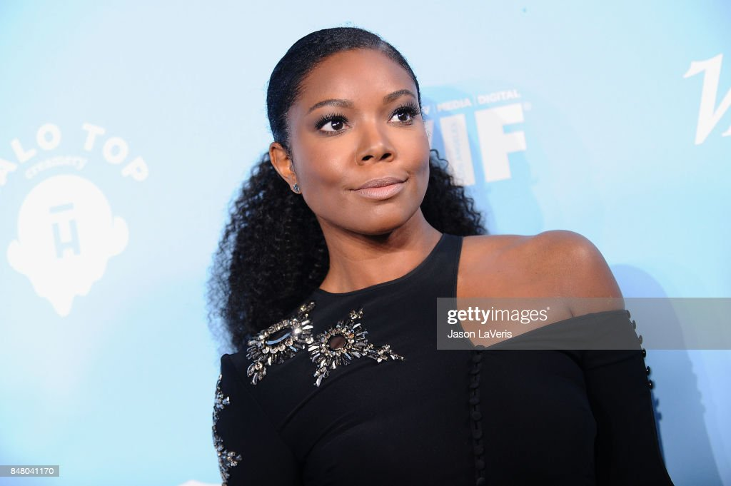Actress Gabrielle Union attends Variety and Women In Film's 2017 pre-Emmy celebration at Gracias Madre on September 15, 2017 in West Hollywood, California.