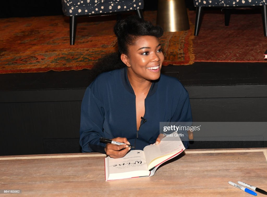 Gabrielle Union's Real Life Book Club Tour - Atlanta