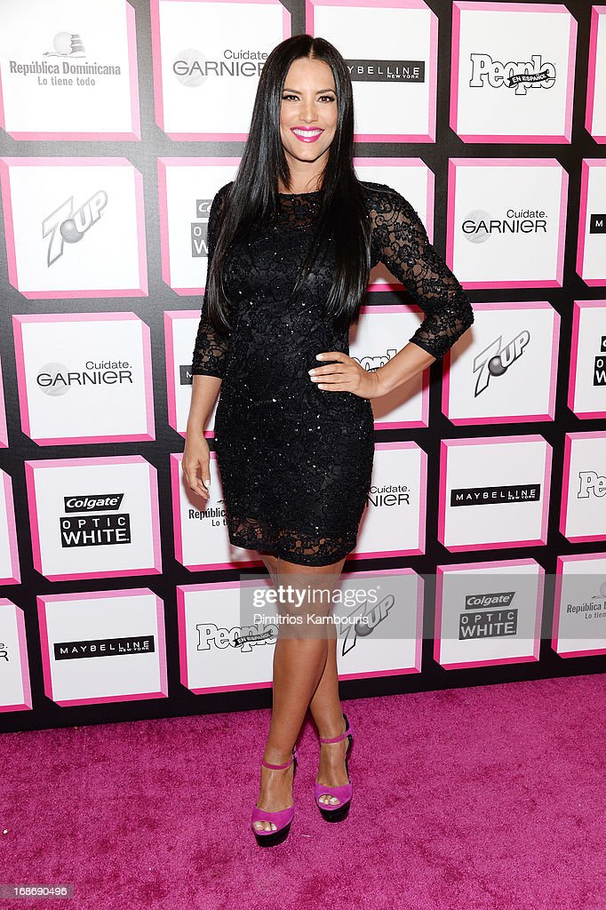 Actress Gaby Espino attends People En Espanol's 50 Most Beautiful 2013 at Marquee on May 13, 2013 in New York City.