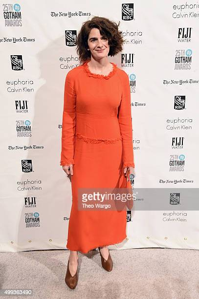 Actress Gaby Hoffmann attends the 25th Annual Gotham Independent Film Awards at Cipriani Wall Street on November 30 2015 in New York City