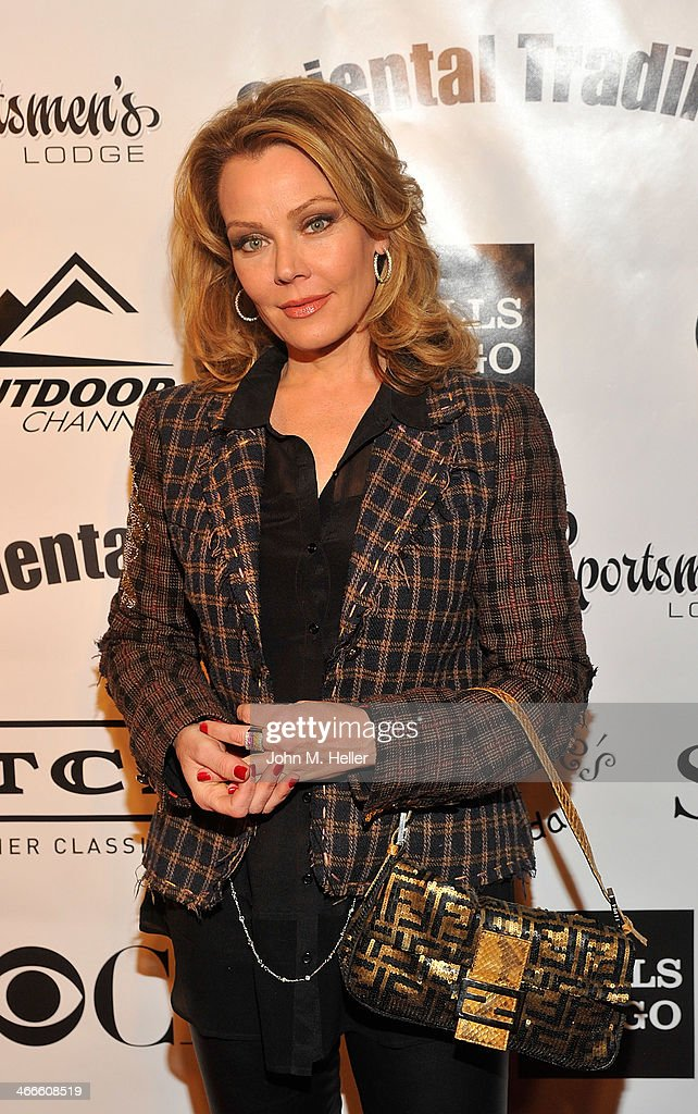 Actress <a gi-track='captionPersonalityLinkClicked' href=/galleries/search?phrase=Gail+O%27Grady&family=editorial&specificpeople=628144 ng-click='$event.stopPropagation()'>Gail O'Grady</a> attends the 2nd annual Borgnine Movie Star Gala honoring actor Joe Mantegna at the Sportman's Lodge on February 1, 2014 in Studio City, California.