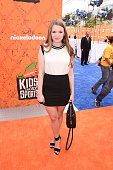 Actress Gail Soltys attends the Nickelodeon Kids' Choice Sports Awards 2016 at UCLA's Pauley Pavilion on July 14 2016 in Westwood California