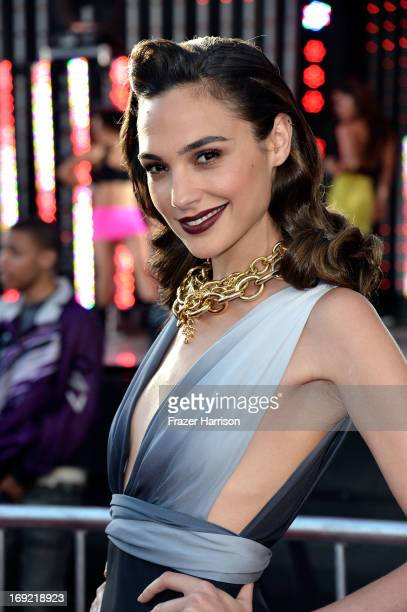 Actress Gal Gadot arrives at the Premiere Of Universal Pictures' 'Fast Furious 6' on May 21 2013 in Universal City California