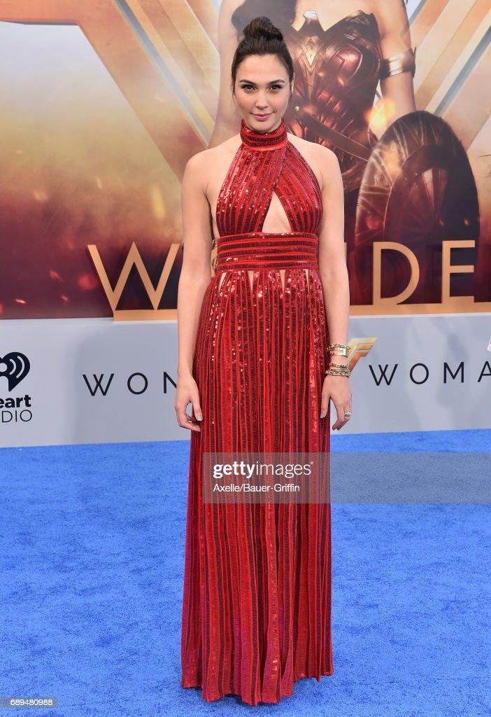 "Premiere Of ""Wonder Woman"""
