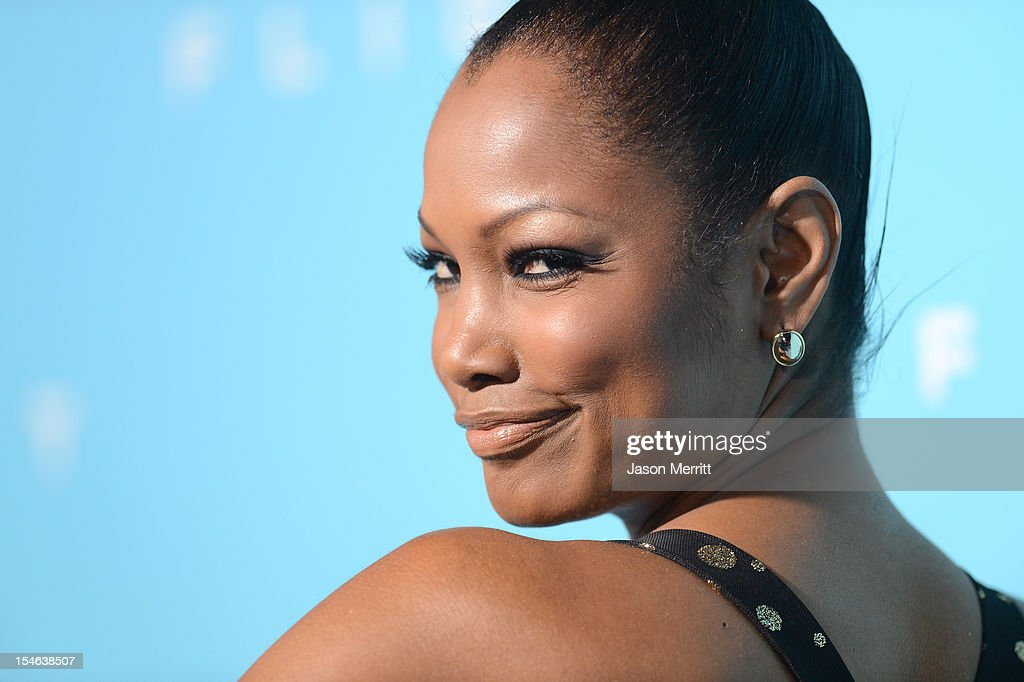 Actress <a gi-track='captionPersonalityLinkClicked' href=/galleries/search?phrase=Garcelle+Beauvais&family=editorial&specificpeople=203112 ng-click='$event.stopPropagation()'>Garcelle Beauvais</a> arrives at the premiere of Paramount Pictures' 'Flight' held at the ArcLight Cinemas on October 23, 2012 in Hollywood, California.