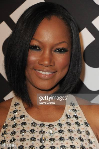 Actress Garcelle Beauvais attends Diane Von Furstenberg's 'Journey Of A Dress' Premiere Opening Party at Wilshire May Company Building on January 10...