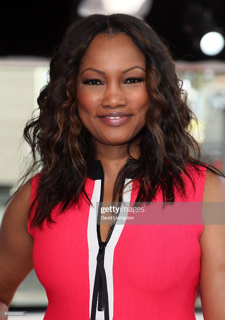 Actress <a gi-track='captionPersonalityLinkClicked' href=/galleries/search?phrase=Garcelle+Beauvais&family=editorial&specificpeople=203112 ng-click='$event.stopPropagation()'>Garcelle Beauvais</a> attends Hollywood Today Live at W Hollywood on June 27, 2016 in Hollywood, California.