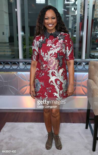 Actress Garcelle Beauvais attends Hollywood Today Live at W Hollywood on February 21 2017 in Hollywood California