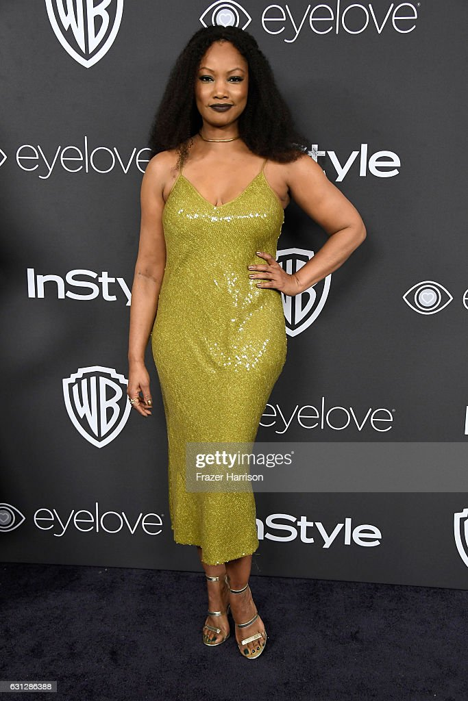 Actress Garcelle Beauvais attends the 18th Annual Post-Golden Globes Party hosted by Warner Bros. Pictures and InStyle at The Beverly Hilton Hotel on January 8, 2017 in Beverly Hills, California.