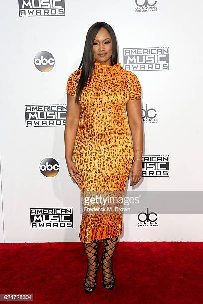 Actress Garcelle Beauvais attends the 2016 American Music Awards at Microsoft Theater on November 20 2016 in Los Angeles California