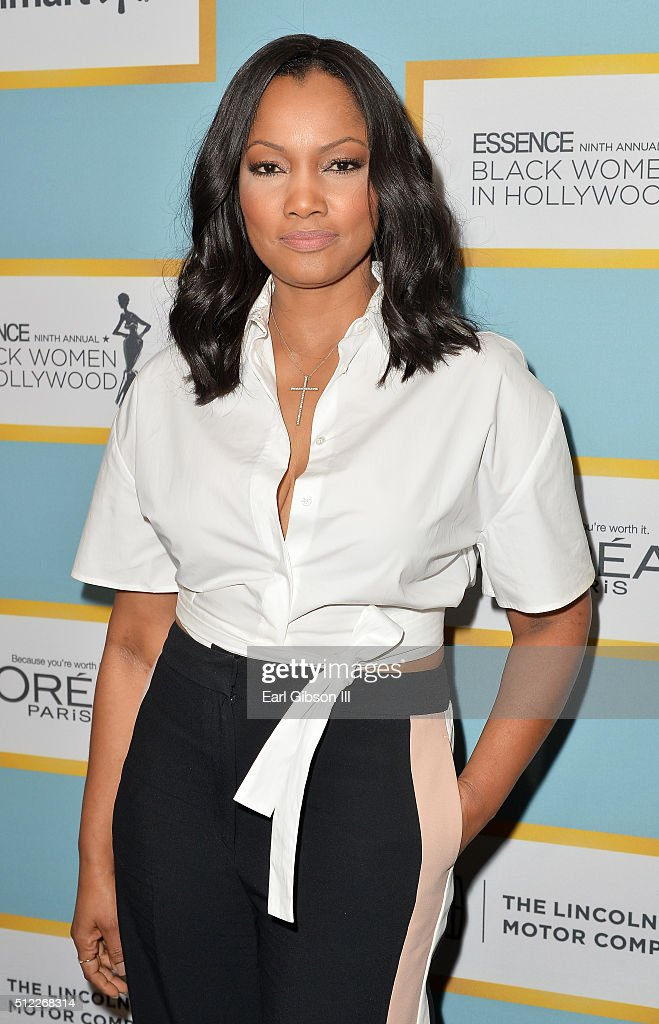 Actress Garcelle Beauvais attends the 2016 ESSENCE Black Women In Hollywood awards luncheon at the Beverly Wilshire Four Seasons Hotel on February 25, 2016 in Beverly Hills, California.