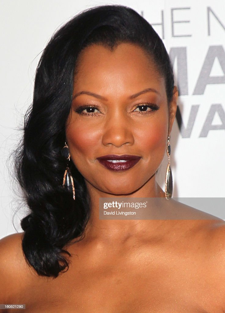 Actress Garcelle Beauvais attends the 44th NAACP Image Awards at the Shrine Auditorium on February 1, 2013 in Los Angeles, California.