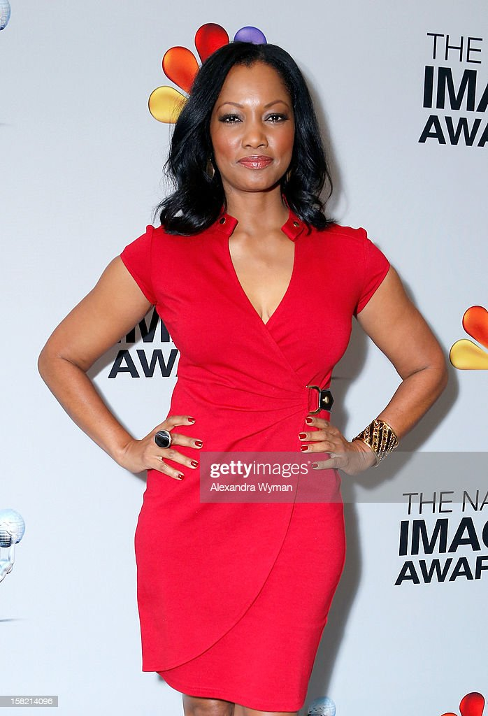 Actress Garcelle Beauvais attends the 44th NAACP Image Awards Nominations Announcement Press Conference at The Paley Center for Media on December 11, 2012 in Beverly Hills, California.