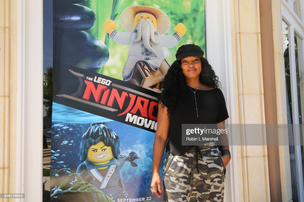 Actress Garcelle Beauvais attends 'The LEGO Ninjago Movie' Back to School Bash on September 9, 2017 in Thousand Oaks, California.