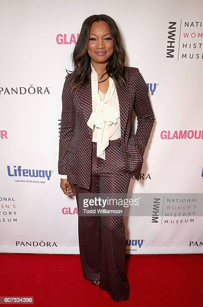 Actress Garcelle Beauvais attends the National Women's History Museum 5th Annual Women Making History Brunch presented by Glamour and Lifeway Foods...