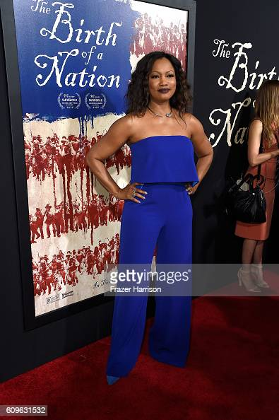 Actress Garcelle Beauvais attends the premiere of Fox Searchlight Pictures' 'The Birth of a Nation' at ArcLight Cinemas Cinerama Dome on September 21...