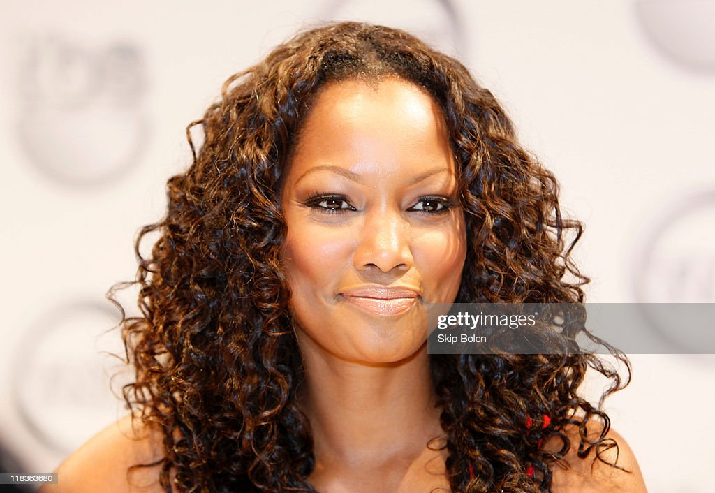 Actress Garcelle Beauvais of the TNT show 'Franklin & Bash' attends the