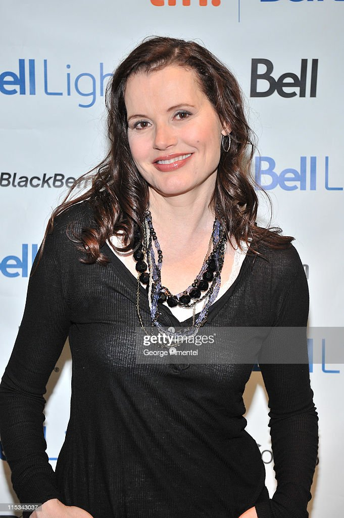 Actress Geena Davis attends the 20th Anniversary Screening of 'Thelma Louise' at the TIFF Bell Lightbox on June 6 2011 in Toronto Canada