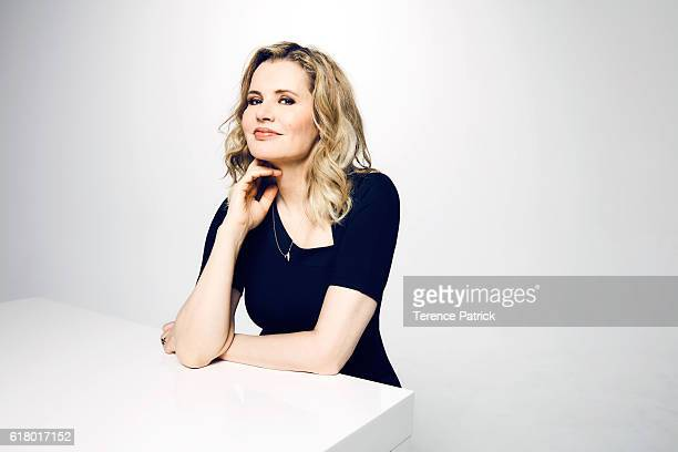 Actress Geena Davis is photographed for Variety on April 12 2016 in Los Angeles California