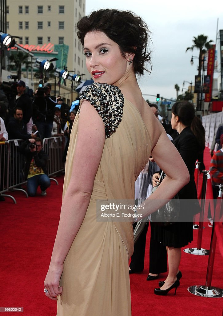 Actress Gemma Arterton arrives at the 'Prince of Persia: The Sands of Time' Los Angeles premiere held at Grauman's Chinese Theatre on May 17, 2010 in Hollywood, California.