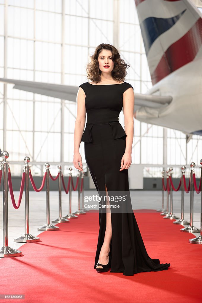 Actress <a gi-track='captionPersonalityLinkClicked' href=/galleries/search?phrase=Gemma+Arterton&family=editorial&specificpeople=4296305 ng-click='$event.stopPropagation()'>Gemma Arterton</a> launches British Airways 'Red Carpet Route' to Los Angeles, which will be operated on its superjumbo Airbus A380 from October 15. It will fly also fly to Hong Kong from November 15. Tickets on sale from today at ba.com.