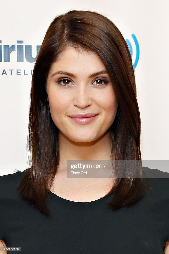 Actress <a gi-track='captionPersonalityLinkClicked' href=/galleries/search?phrase=Gemma+Arterton&family=editorial&specificpeople=4296305 ng-click='$event.stopPropagation()'>Gemma Arterton</a> visits the SiriusXM Studios on June 14, 2013 in New York City.