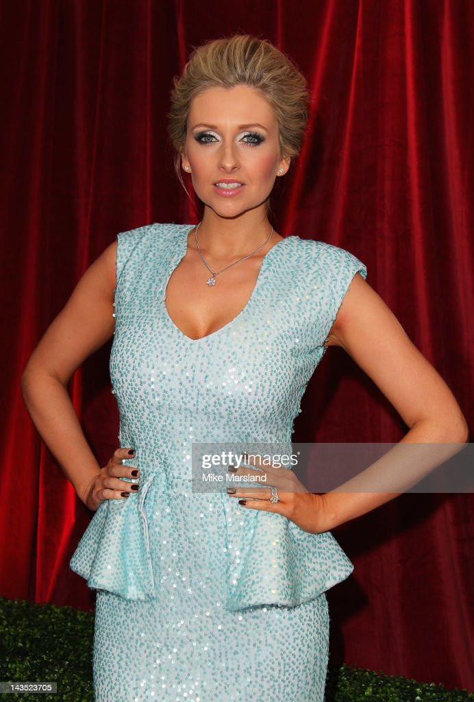 Actress Gemma Merna attends the British Soap Awards at The London Television Centre on April 28, 2012 in London, England.