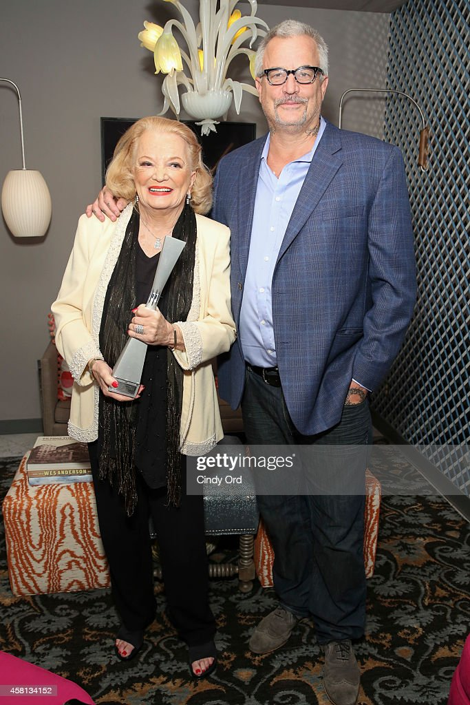 SCAD Presents 17th Annual Savannah Film Festival - Gena Rowlands Lifetime Achievement Award