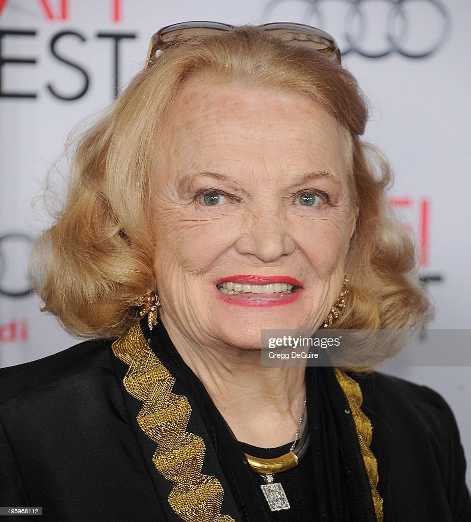 Gena Rowlands Getty Images