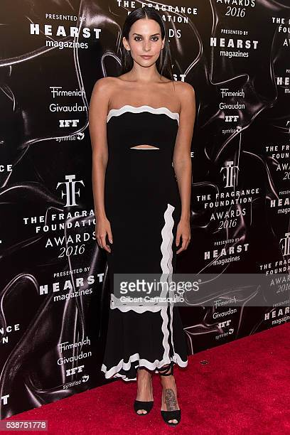 Actress Genesis Rodriguez attends 2016 Fragrance Foundation Awards at Alice Tully Hall at Lincoln Center on June 7 2016 in New York City