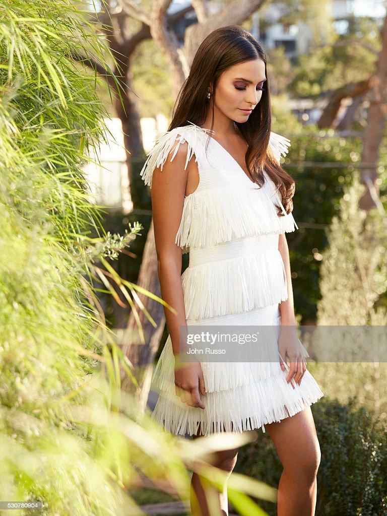 Genesis Rodriguez Latina April 1 2016 Getty Images