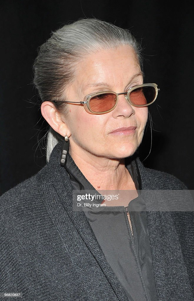 Actress Genevieve Bujold attends the 35th Annual Los Angeles Film Critics Association Awards at InterContinental Hotel on January 16, 2010 in Century City, California.