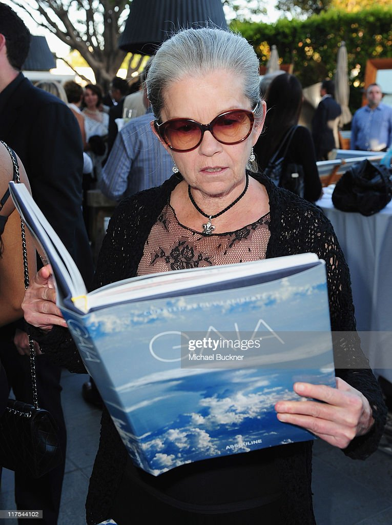 "Founder Of Cirque  Du Soleil Guy Laliberte Celebrates His New Publication ""Gaia"""