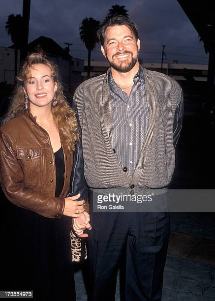 Actress Genie Francis and husband actor Jonathan Frakes attend Don Henley's AllStar Concert to Raise Funds for Dallas Taylor's Medical Costs and...