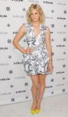 Actress Georgia King arrives at the 13th Annual InStyle Summer Soiree at Mondrian Los Angeles on August 14 2013 in West Hollywood California