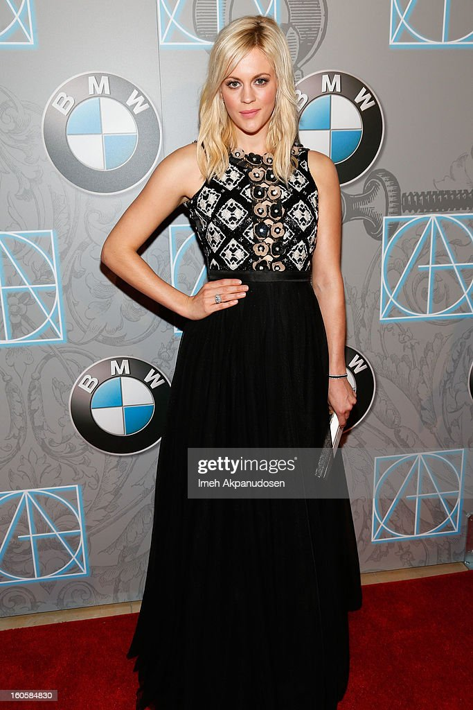Actress Georgia King attends the 17th Annual Art Directors Guild Awards For Excellence In Production Design at The Beverly Hilton Hotel on February 2, 2013 in Beverly Hills, California.