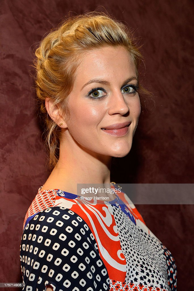 Actress Georgia King attends TheWrap's Indie Series Screening of 'Austenland' at the Landmark Theater on August 6, 2013 in Los Angeles, California.