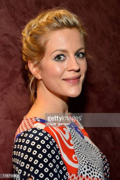 Actress Georgia King attends TheWrap's Indie Series Screening of 'Austenland' at the Landmark Theater on August 6 2013 in Los Angeles California