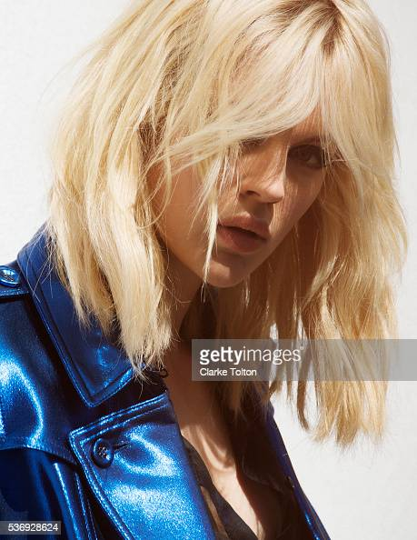 Actress Georgia King is photographed for Nylon Magazine on March 8 2013 in Los Angeles California