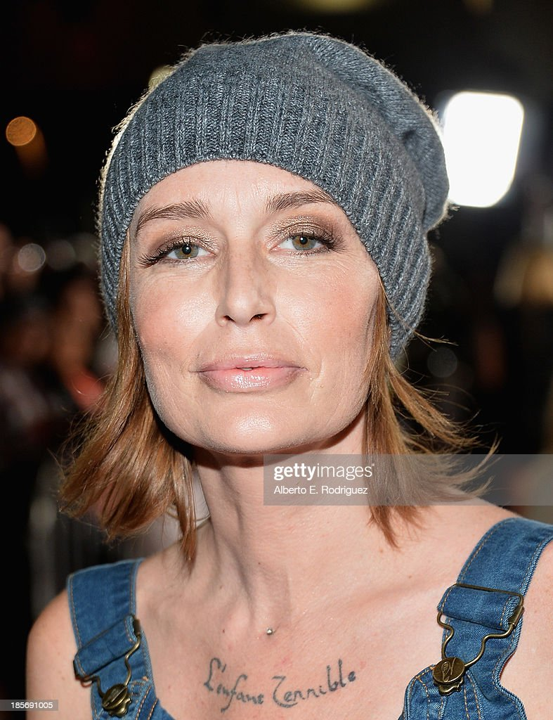 Actress <a gi-track='captionPersonalityLinkClicked' href=/galleries/search?phrase=Georgina+Cates&family=editorial&specificpeople=4251084 ng-click='$event.stopPropagation()'>Georgina Cates</a> arrives to the premiere of Paramount Pictures' 'Jackass Presents: Bad Grandpa' on October 23, 2013 in Hollywood, California.