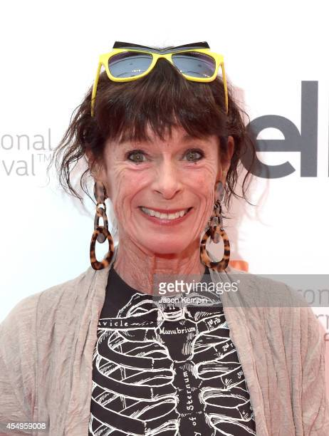 Actress Geraldine Chaplin attends the 'Sand Dollars' premiere during the 2014 Toronto International Film Festival at TIFF Bell Lightbox on September...